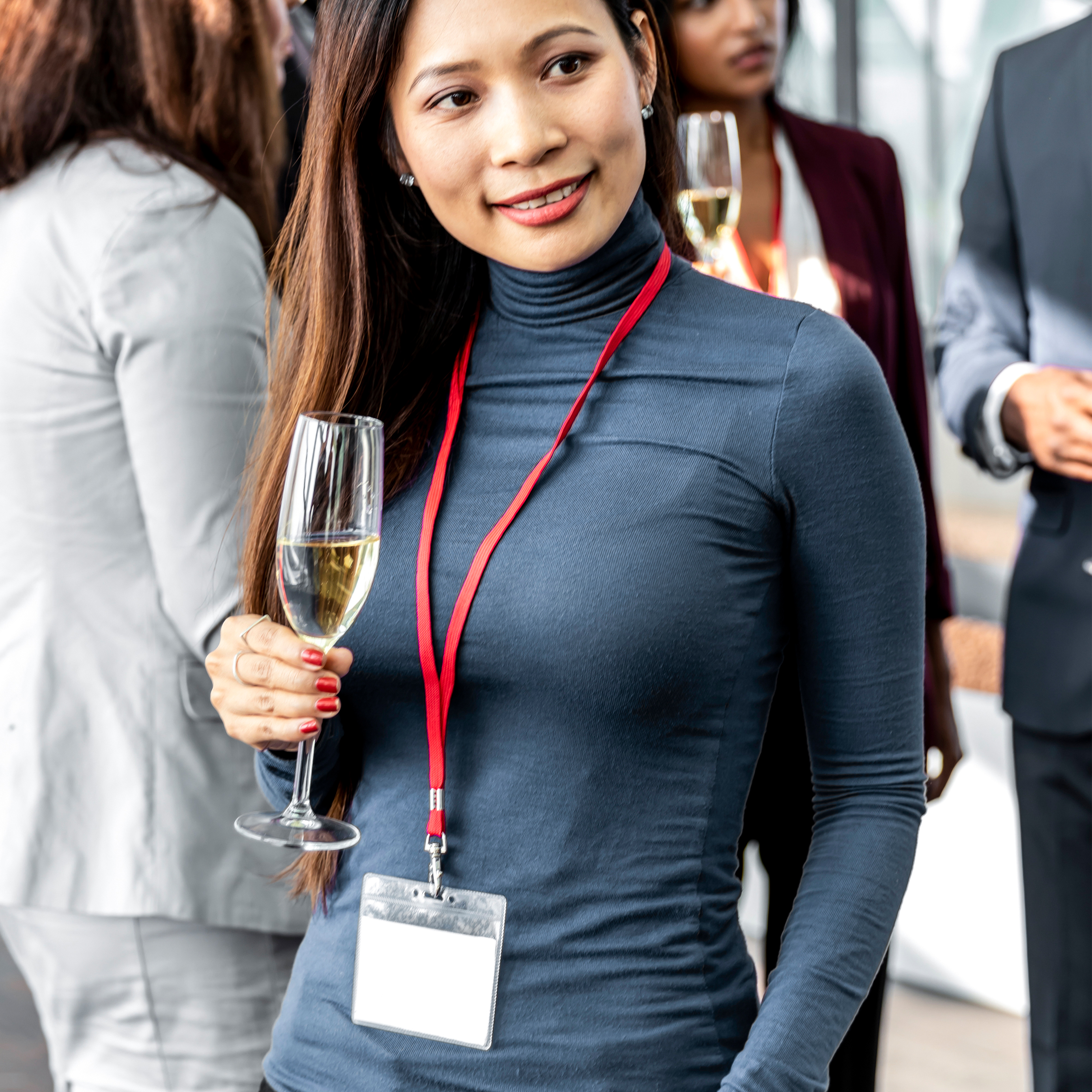 Badges, Buttons & Lanyards